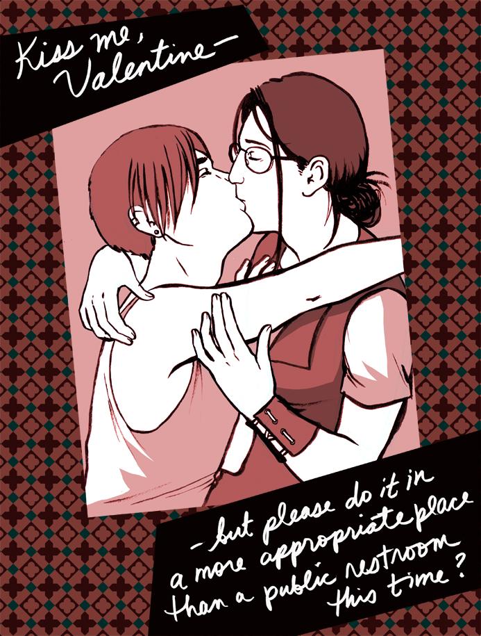 Valentines 2013: Frank & Lee